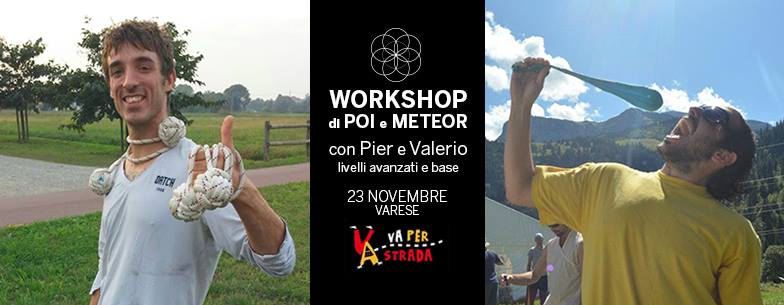 Workshop di Poi e Meteor