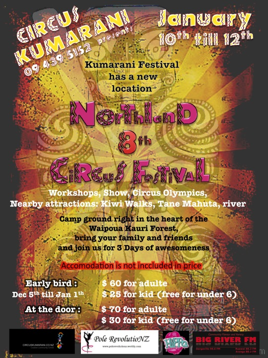 Northland-circus-festival